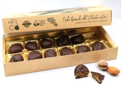 fichi ricperti gi cioccolato